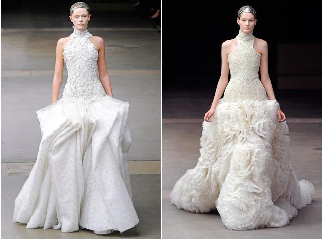 Angelina Jolie sẽ diện váy cưới nào? - ảnh 3