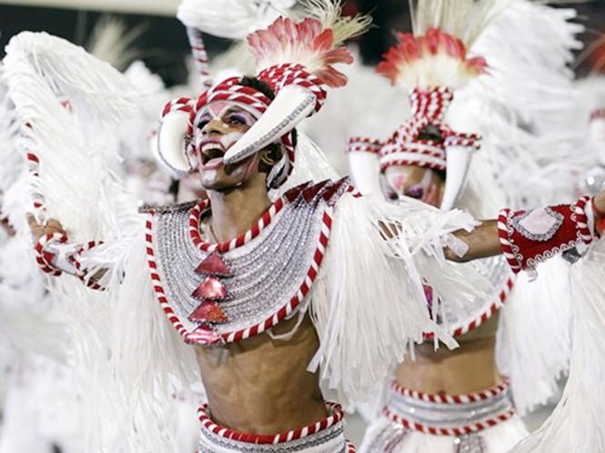 Tưng bừng lễ hội Carnival lớn nhất hành tinh - ảnh 9