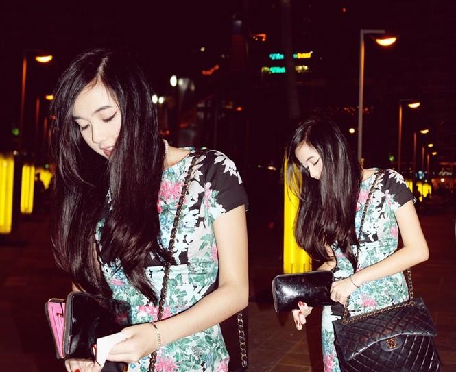 Đa phong cách cùng hot girl Mie Nguyen - ảnh 13