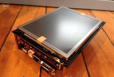 Ngắm iPhone thử nghiệm năm 2005 - ảnh 1