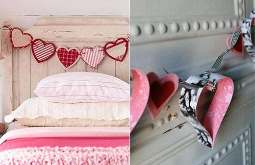 Những ý tưởng trang trí lãng mạn cho Valentine - ảnh 16