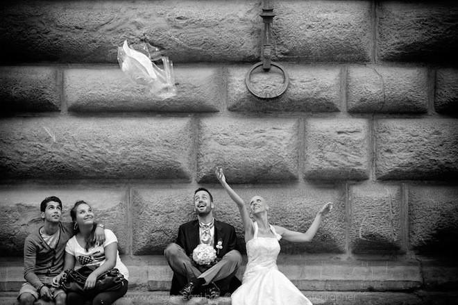 Những khoảnh khắc lung linh của đám cưới đã được nhiếp ảnh gia người Ý Andrea Corsi và Daniele Vertelli ghi lại.