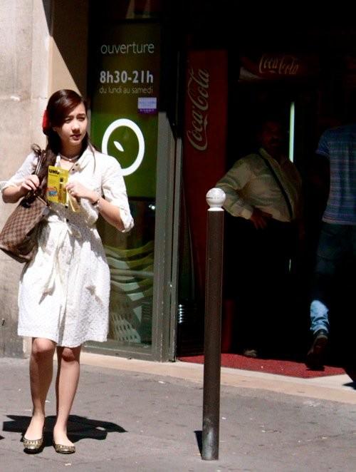 Đa phong cách cùng hot girl Mie Nguyen - ảnh 9