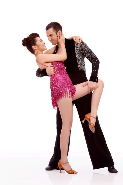 Bước Nhảy Hoàn Vũ 2013: Chính thức ghép cặp - ảnh 1
