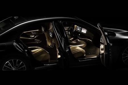 'Ngó' nội thất siêu sang của Mercedes S-Class 2014 - ảnh 2