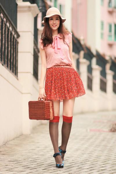 Mix đồ chất như blogger thời trang Hồng Kông - ảnh 5