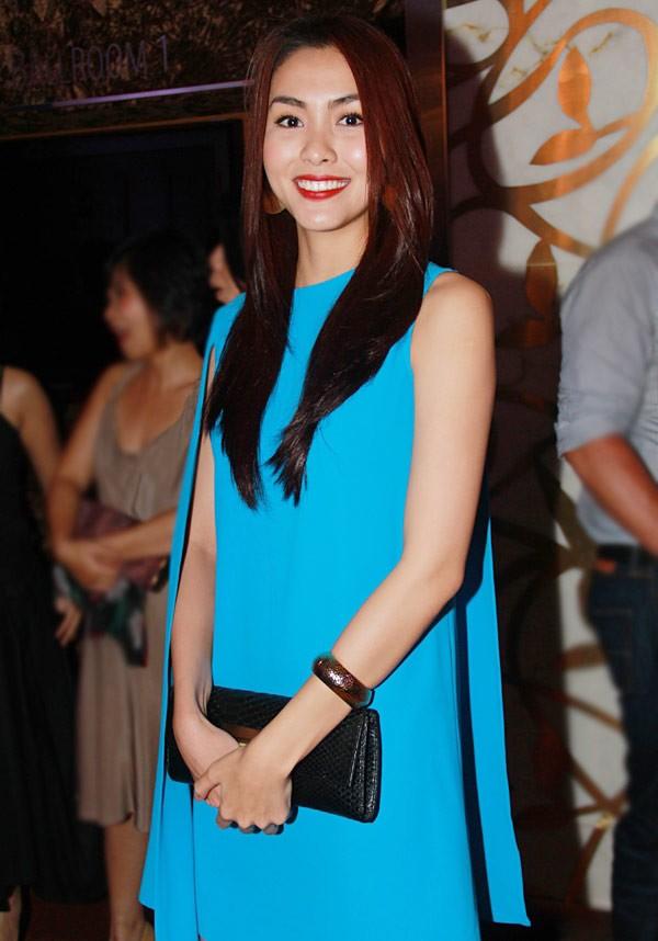Thời trang tóc của Tăng Thanh Hà - ảnh 4