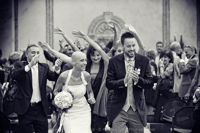 Cặp đôi này được nhiều người chúc phúc
