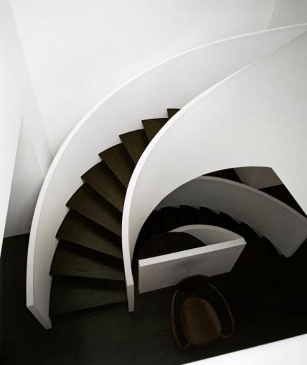 Những mẫu cầu thang đẹp lung linh - ảnh 6