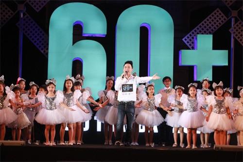 Ca sĩ Tùng Dương cũng là một trong những gương mặt đồng hành cùng Giờ Trái đất năm nay.