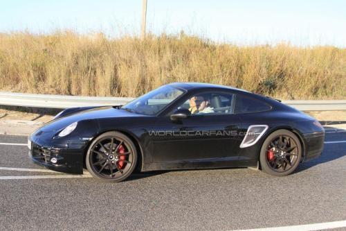 Hé lộ thông tin về Porsche 911 đời 2012 - ảnh 6