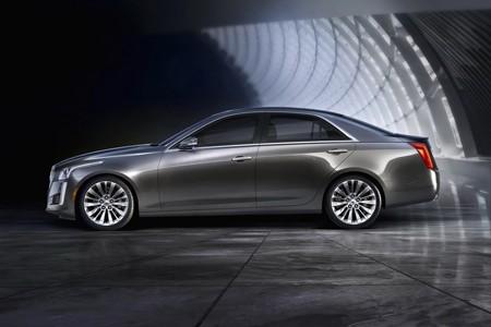 Cadillac CTS 2014: 'thi đấu' với xe Đức - ảnh 11