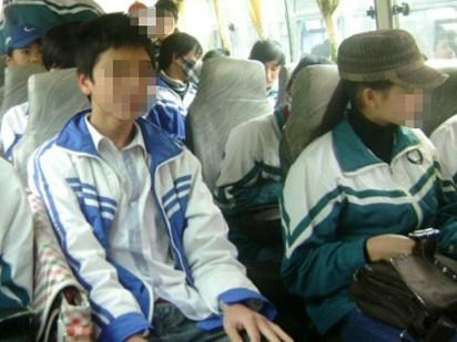 Trường quốc tế: Nhiều học sinh sử dụng độc chiêu             trốn học trước khi xe đưa đến trường (ảnh minh họa)