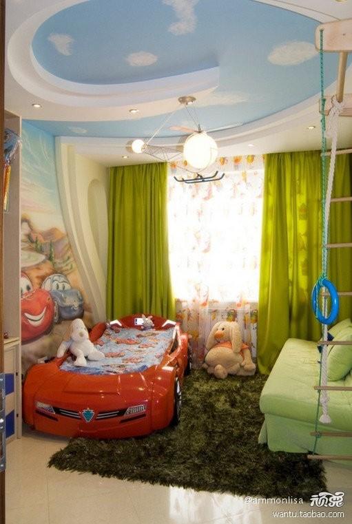 Mẫu phòng ngủ cực xinh cho bé yêu - ảnh 5