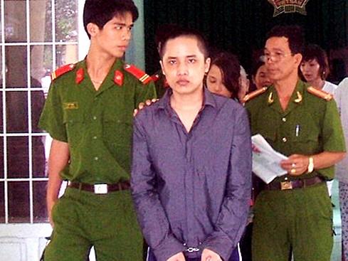 Bị cáo Nguyễn Hoàng Thức