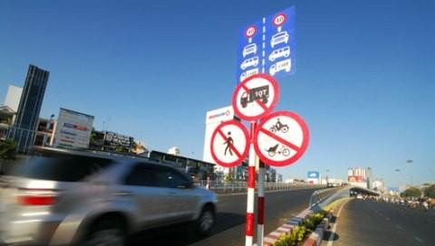 Làm đường 80 km/giờ, buộc xe chạy 40 km/giờ - ảnh 2
