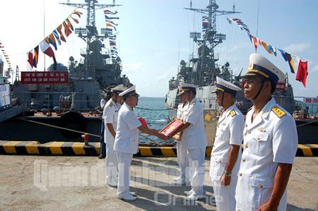 Điểm mặt những vũ khí mới của Việt Nam năm 2012 - ảnh 5
