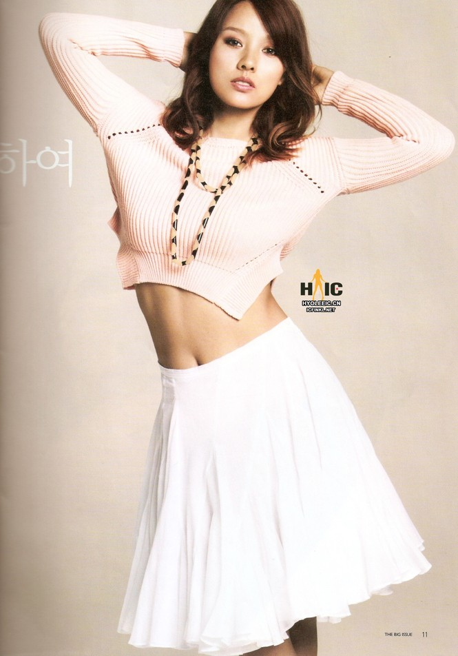Nữ hoàng Kpop Lee Hyori chưa bao giờ hết sexy - ảnh 10