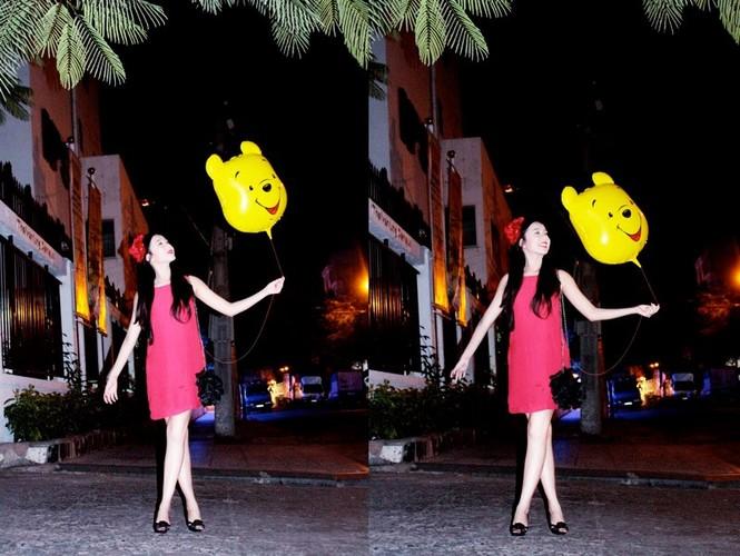 Đa phong cách cùng hot girl Mie Nguyen - ảnh 6