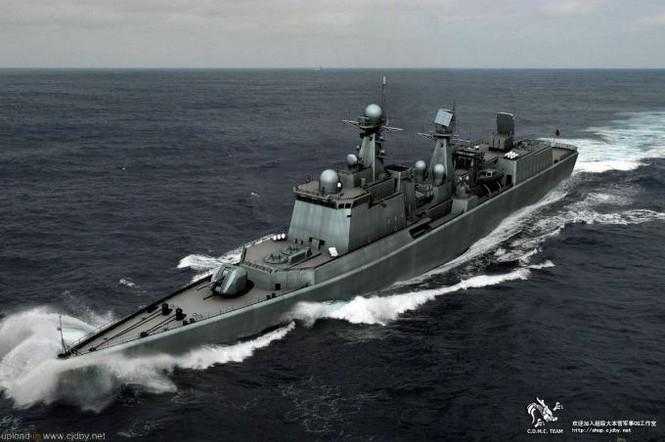 'Nội soi' tham vọng khu trục hạm Trung Quốc - ảnh 5