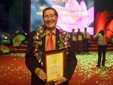 Nhạc sĩ Phạm Tuyên. Ảnh: Dân Trí