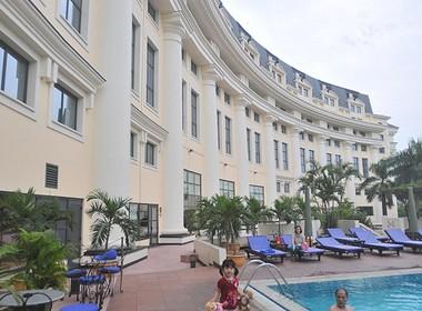 Áp lực sẽ tăng cho các khách sạn ở Hà Nội - ảnh 1