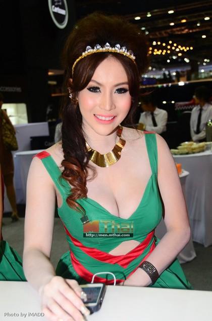 Nhan sắc ngập tràn triển lãm Bangkok 2013 - ảnh 27