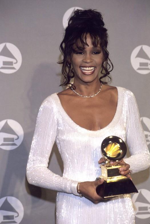 Thời trang của Whitney Houston - ảnh 3
