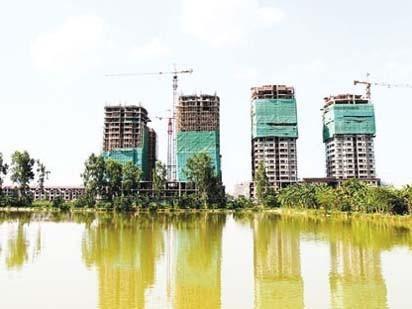 Hiện Hà Nội có trên 368 dự án bất động sản, trong đó có 233 dự án đang triển khai
