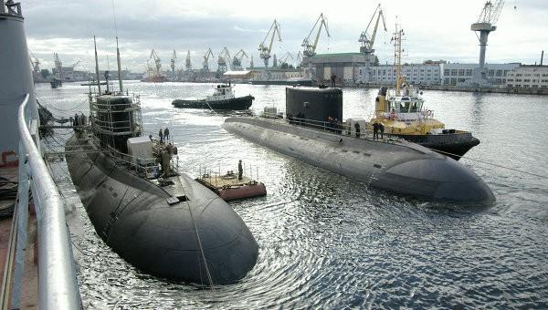 Nga sẽ bàn giao cho Việt Nam 2 tàu ngầm Kilo trong năm 2013