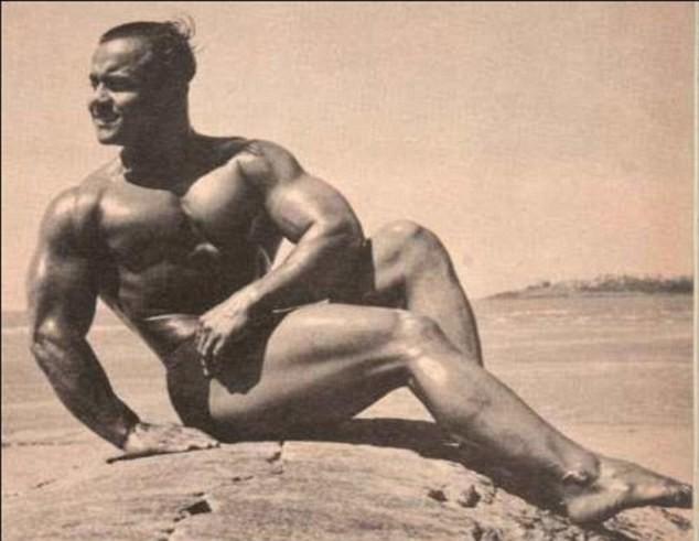 100 tuổi cơ bắp vẫn cuồn cuộn - ảnh 4