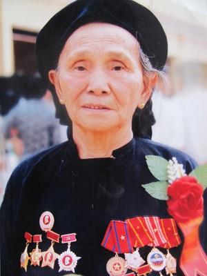 Bà Đường Thị Kim