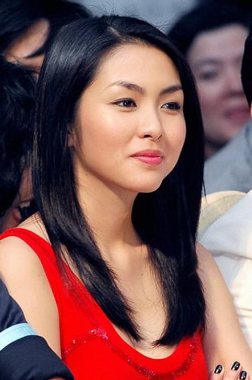 Thời trang tóc của Tăng Thanh Hà - ảnh 2