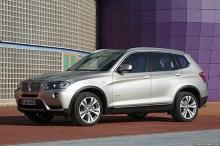 BMW vén màn X3 phiên bản mới - ảnh 12