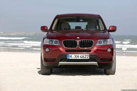 BMW vén màn X3 phiên bản mới - ảnh 4