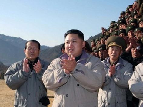 Kim Jong Un: Đến thời điểm phục thù đế quốc Mỹ - ảnh 1