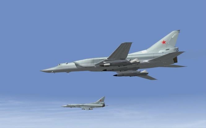 Máy bay ném bom chiến lược TU-22M3
