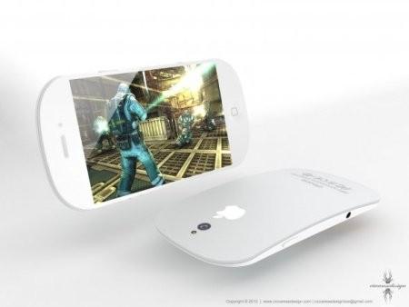Sửng sốt với thiết kế iPhone 5 lạ mắt - ảnh 4