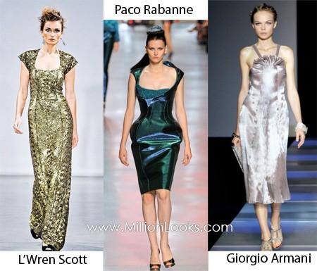 Xu hướng thời trang váy xuân hè năm 2012 - ảnh 8