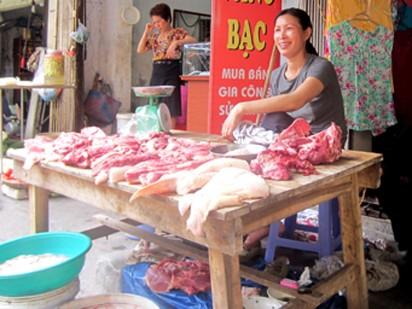 Quy định thịt bảo quản ở nhiệt độ thường chỉ được bán trong vòng 8 giờ sau khi giết mổ đã được Bộ NNPTNT dừng thi hành
