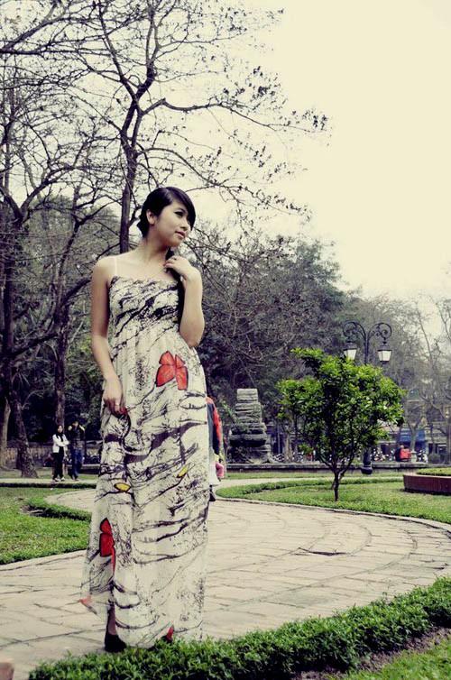 Nữ sinh Việt xinh nhất tại xứ sở hoa anh đào - ảnh 4