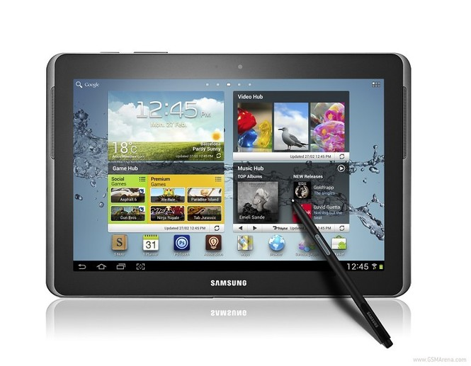 Sức hút từ máy tính bảng Samsung - ảnh 2