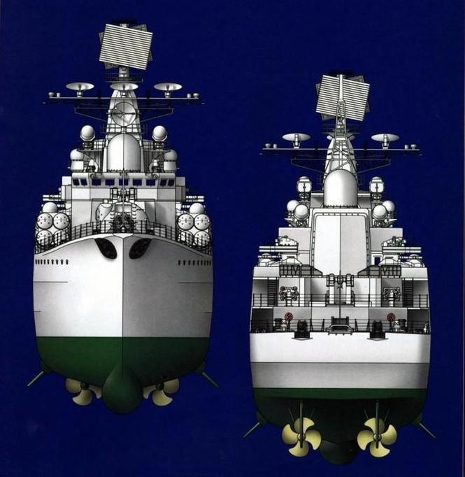 'Nội soi' tham vọng khu trục hạm Trung Quốc - ảnh 26