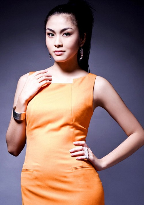 Thời trang tóc của Tăng Thanh Hà - ảnh 18