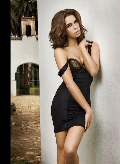 Vẻ đẹp siêu gợi cảm của Liliana Matthaus - ảnh 7