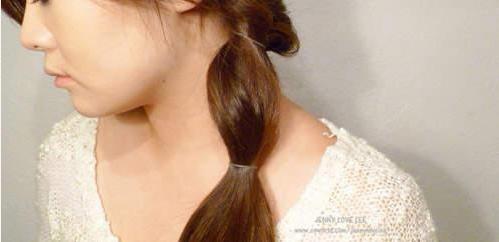 Tóc đẹp diu dàng như công chúa mùa xuân - ảnh 4
