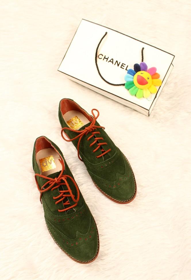 Giày oxford cho cô nàng mùa xuân - ảnh 16