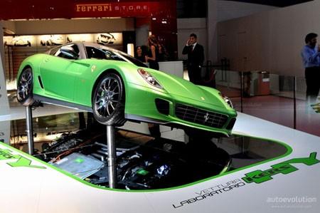 Sẽ có Ferrari hybrid trong năm 2013 - ảnh 2
