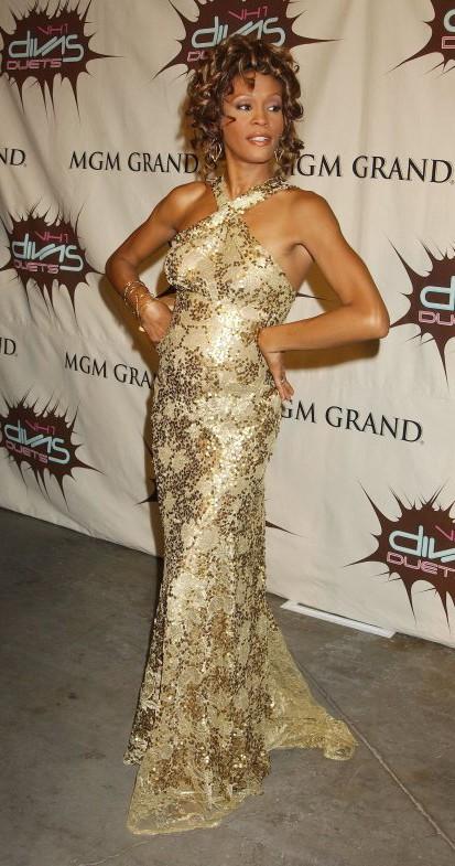 Thời trang của Whitney Houston - ảnh 2
