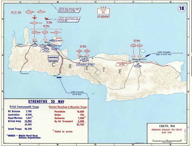 Đổ bộ và chống đổ bộ đường biển (I) - ảnh 5